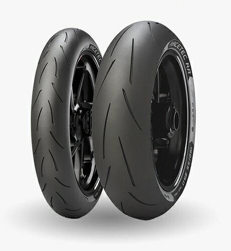 【在庫あり】【イベント開催中!】 METZELER メッツラー オンロード・サーキット向け RACETEC RR【200/55 ZR 17 M/C(78W)TL K1】レーステックRR タイヤ