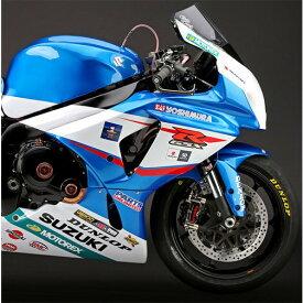 MOTOINKZ モトインクズ ステッカー・デカール ヨシムラ スズキ AMAレプリカデカール(YOSHIMURA SUZUKI AMA REPLICA DECALS) カラー(Color):ブルー(Blue)