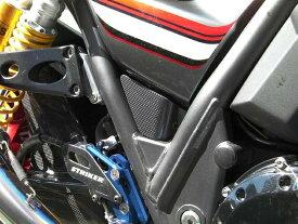 【在庫あり】【イベント開催中!】 STRIKER ストライカー その他外装関連パーツ リザーバータンクカバー ZRX1100 ZRX1200R ZRX1200ダエグ