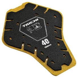 RSタイチ RS TAICHI TRV044 タイチ CE バックプロテクター