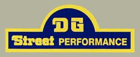 ホーリーエクイップ HollyEquip ステッカー・デカール DG Street Performance スィングアームデカール(EA) カラー:ダークブルー