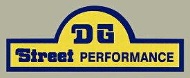 ホーリーエクイップ HollyEquip ステッカー・デカール DG Street Performance スィングアームデカール(EA) カラー:イエロー