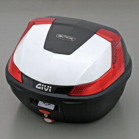 【イベント開催中!】 GIVI ジビ トップケース・テールボックス モノロックケース B37シリーズ カラー:パールホワイト塗装 [B37B912] B37 VERSYS-X 250 ABS(17) KLE250D