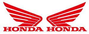 【在庫あり】HONDA ホンダ ステッカー・デカール NEWウイングデカール11