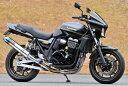 MotoGear モトギア 手曲げフルエキゾーストマフラー サイレンサータイプ:チタンカールエンドタイプC(イン側、エンド側、カール部) ZRX1100 ZRX...