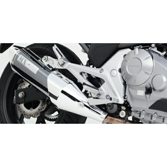 【在庫あり】MORIWAKI ENGINEERING モリワキエンジニアリング スリップオンマフラー MX タイプ:BP(ブラックパール) NC700S NC700X NC750S NC750X インテグラ700 インテグラ750