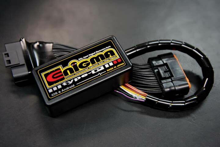 DILTS JAPAN ディルツジャパン インジェクション関連 ENIGMA インジェクションコントローラー BWS125 シグナスX