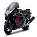 【在庫あり】ZEROGRAVITY ゼログラビティ スクリーン 【スポーツツーリング】 カラー:スモーク GSX1300R 08-16
