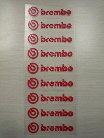 Brembo ブレンボ ステッカー