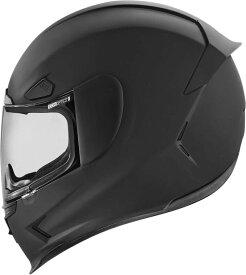 ICON アイコン フルフェイスヘルメット AIRFRAME PRO RUBATONE HELMET [エアフレーム プロ・ルバトーン・ヘルメット]【RUBATON BLACK】 サイズ:M(57-58cm)