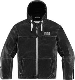 アイコン ウインタージャケット ICON 1000 HOOD JACKET フード・ジャケット サイズ:S