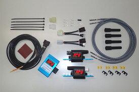 ASウオタニ AS UOTANI イグニッションコイル・ポイント・イグナイター関連 SPII汎用パワーコイルキット 【コードセット付】 コイルブラケットサイズ:標準 (90-102mm)