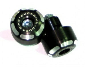 DUCABIKE ドゥカバイク ハンドルバーエンド 14-15mm