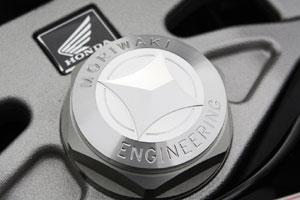 【在庫あり】MORIWAKI ENGINEERING モリワキエンジニアリング その他ハンドルパーツ ステムナットキャップ CBR1000RRファイアーブレード 08-