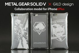 GILD design ギルドデザイン METAL GEAR SOLID V [メタルギアソリッド] for iPhone6 Plus/6s Plus