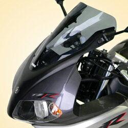 SECDEM セクデム ダブルバブル・スクリーン カラー:グレースモーク TZR50