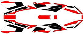MDF エムディーエフ ステッカー・デカール 車種別グラフィックデカールキット CB400SB アタッカー CB400スーパーボルドール