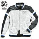 56design 56デザイン メッシュジャケット Street Line Mesh jacket [ストリート ライン メッシュ ジャケット] カラー:グレー...