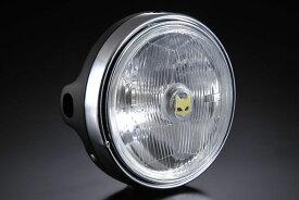 MARCHAL マーシャル ヘッドライト本体・ライトリム/ケース 889ドライビングランプフルキット FX400 Z1 Z2 Z400FX