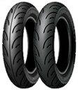 DUNLOP ダンロップ オンロード・スクーター/ミニバイク D307F 【80/90-14 40P TL】 タイヤ