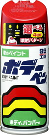 【イベント開催中!】 SOFT99 ソフト99 スプレータイプ塗料 99工房 ボデーペンメタリック・パールマイカ T-090