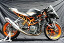 【イベント開催中!】月木レーシング ツキギレーシング フルエキゾーストマフラー TRエキゾーストシステム アルミサイレンサー RC250