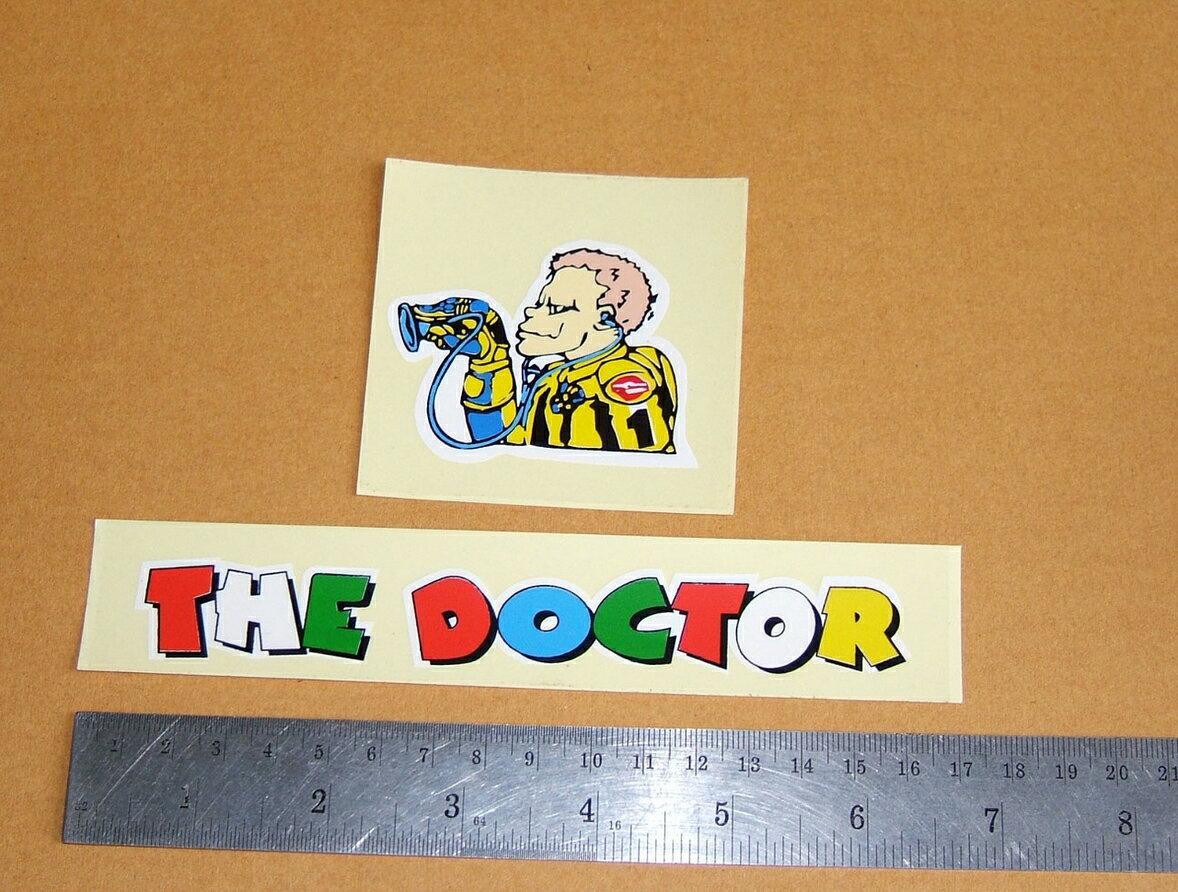 """【イベント開催中!】 TYGA PERFORMANCE タイガパフォーマンス ステッカー・デカール Sticker Set """"The Doctor"""""""
