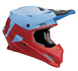 オフロードヘルメット 18モデル THOR SECTOR(ソアー セクター) ヘルメット LEVEL(レベル) サイズ:S