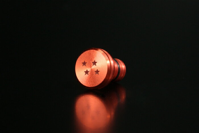 GILD design ギルドデザイン その他グッズ ドラゴンボールイヤホンジャックカバー カラー:四星球(ドラゴンボール) (オレンジ)