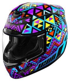 ICON アイコン フルフェイスヘルメット AIRMADA GEORACER HELMET [エアマーダ・ジオレーサー・ヘルメット] サイズ:SM