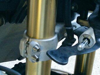 TITANIUM64 チタニウム64 トップブリッジ ステムアンダーブラケット用ボルト ZZR1400