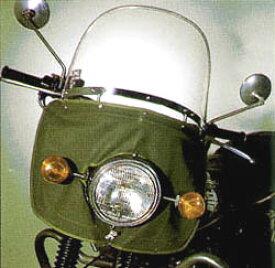 【在庫あり】旭風防 af アサヒ風防 スクリーン No99 ミニウインドシールド 各社/パイプハンドル専用 50cc?750cc