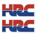 【在庫あり】【イベント開催中!】 HONDA ホンダ ステッカー・デカール HRC ステッカー45X2