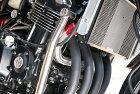 PMCピーエムシーラジエーター関連部品ラジエターホースカラー:クロームZ900RS