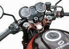 ストライカーG-STRIKERセパレートハンドルキットトップブリッジカラー:ブラックZ900RS18