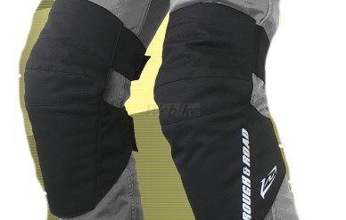 【在庫あり】【イベント開催中!】 ROUGH&ROAD ラフ&ロード ラフアンドロード 膝プロテクター・ニーガード ステルスフィットニープロテクター