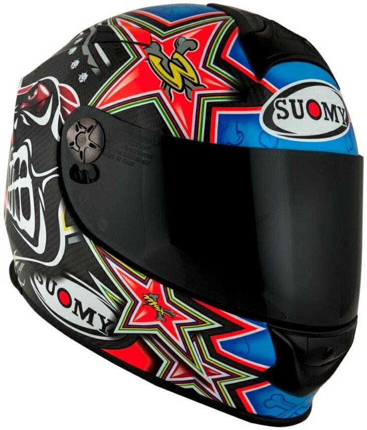 SUOMY スオーミー フルフェイスヘルメット SR-SPORT CARBON ビアッジ ヘルメット サイズ:S(55-56)