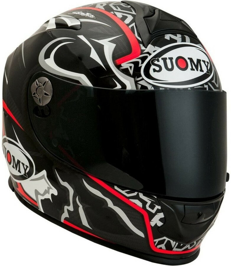 SUOMY スオーミー フルフェイスヘルメット SR-SPORT CARBON ドヴィジオーゾ ヘルメット サイズ:XL(61-62)