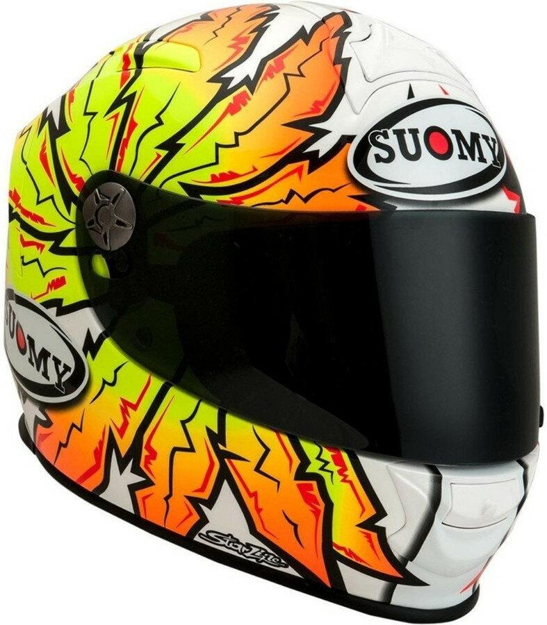 SUOMY スオーミー フルフェイスヘルメット SR-SPORT BRAVE ヘルメット サイズ:S(55-56)