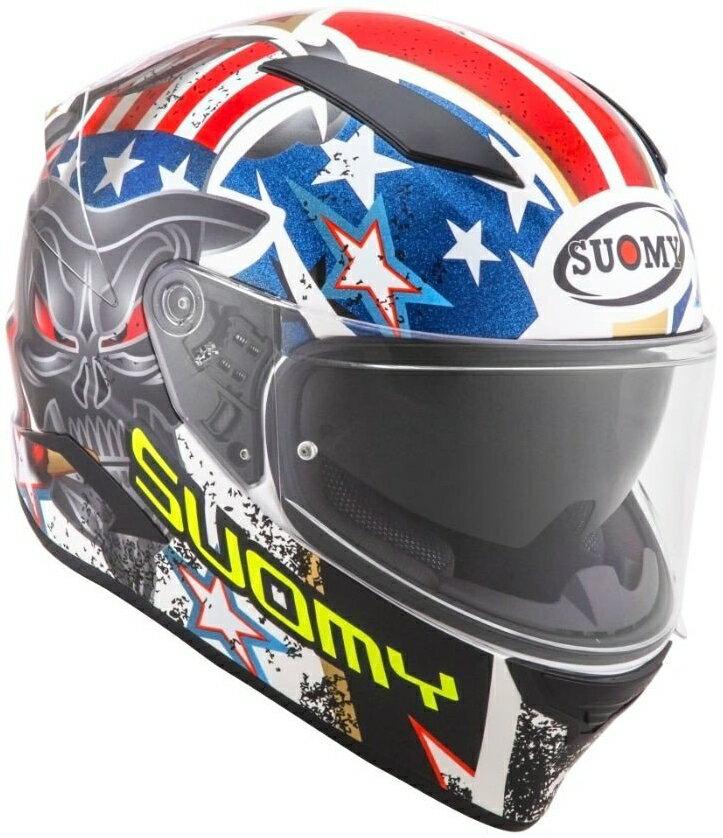 SUOMY スオーミー フルフェイスヘルメット SPEEDSTAR IWANTU ヘルメット サイズ:L(59-60)
