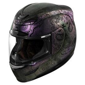 ICON アイコン フルフェイスヘルメット AIRMADA CHANTILLY OPAL HELMET[エアマーダ シャンティリー オパール ヘルメット] サイズ:XL(61-62cm)