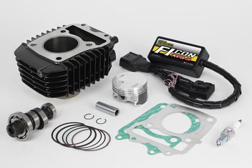 SP武川 SPタケガワ ボアアップキット・シリンダー ハイパーeステージ N-15キット143cc MSX125 MSX125SF グロム