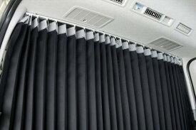 オグショー OGUshow トランポ用品 【ブランド:LEGANCE (レガンス・ジェイクラブ)】間仕切りセンターカーテン カラー:ブラック