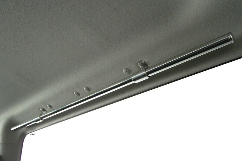 オグショー OGUshow トランポ用品 NV350キャラバン ESサイドマルチパイプラック セット内容:左右セット NV350キャラバン プレミアムGX、バンDX