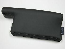 オグショー OGUshow トランポ用品 200系ハイエース ESアームレスト L (延長タイプ) カラー:ブラックレザー 装着位置:運転席側 200系ハイエース センターコンソール付き車両