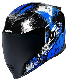 ICON アイコン フルフェイスヘルメット AIRFLITE STIM HELMET [エアフライト STIM ヘルメット] サイズ:XL(61-62cm)