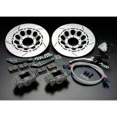 【イベント開催中!】 PMC ピーエムシー Φ320ディスクローター&CP2696ブレーキキット インナーローターのカラー:ブラック キャリパーサポートカラー:シルバー Z1-R/Z1-RII Z1000 (空冷) Z750 (空冷) Z900 (KZ900)