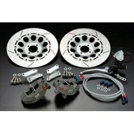 PMC ピーエムシー Φ320ディスクローター&CP5569シングルディスクキット インナーローターのカラー:ブラック Z1-R/Z1-RII Z1000 (空冷) Z750 (空冷) Z900 (KZ900)