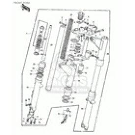 CMS シーエムエス その他フロントフォーク関係 フォークピストンサークリップ (Fork Piston Circlip) KZ900