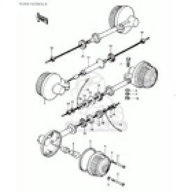 【ポイント5倍開催中!!】CMS シーエムエス ウインカー タンシググナルランプレンズ (Signal Lamp Lens) KZ900